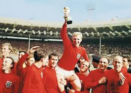England won the 1966 World Cup at Wembley Stadium