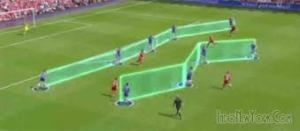 Chelsea's double wall defensive shell