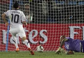 Landon Donovan scores the winning goal vs Algeria in the 2010 World Cup