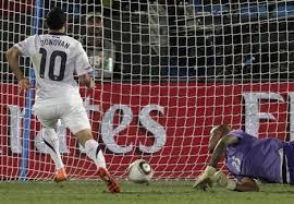 Landon Donovan scores the winning goal vs Algeria in the 2010 World Cup