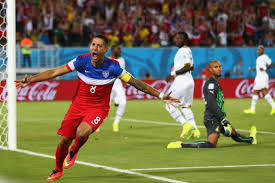 Dempsey scores in the first minute against Ghana