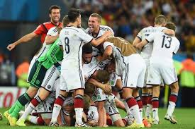 Germany was the best, it was no fluke.