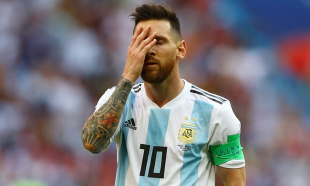 Messi wcup